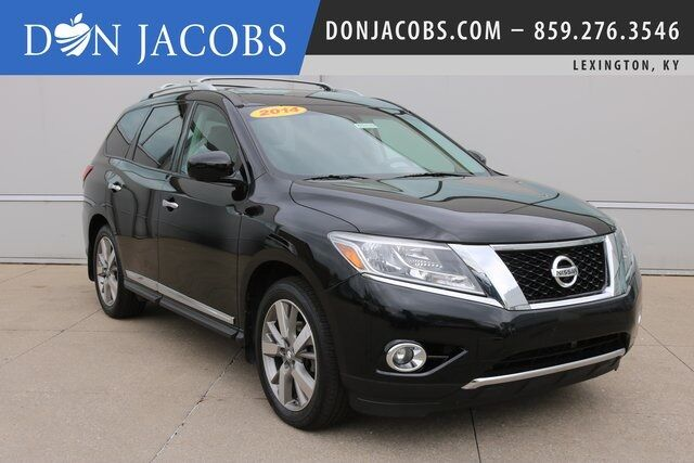 2014 Nissan Pathfinder Platinum Lexington KY