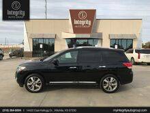 2014_Nissan_Pathfinder_Platinum_ Wichita KS