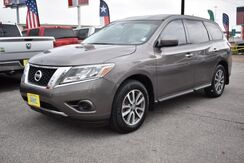 2014_Nissan_Pathfinder_S 2WD_ Houston TX