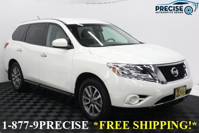 2014 Nissan Pathfinder S 4WD Chantilly VA
