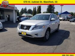 2014_Nissan_Pathfinder_S 4WD_ Pocatello and Blackfoot ID