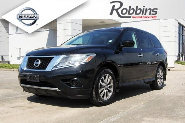 2014 Nissan Pathfinder S Houston TX