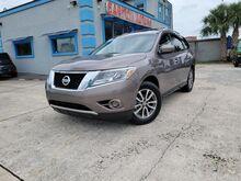 2014_Nissan_Pathfinder_S_ Jacksonville FL