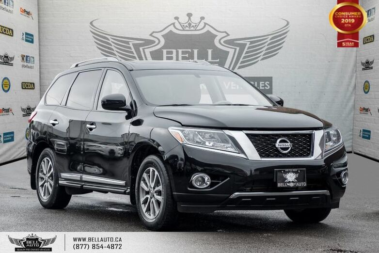 2014 Nissan Pathfinder SL, AWD, BACK-UP CAM, SUNROOF, LEATHER, HEATED SEATS Toronto ON