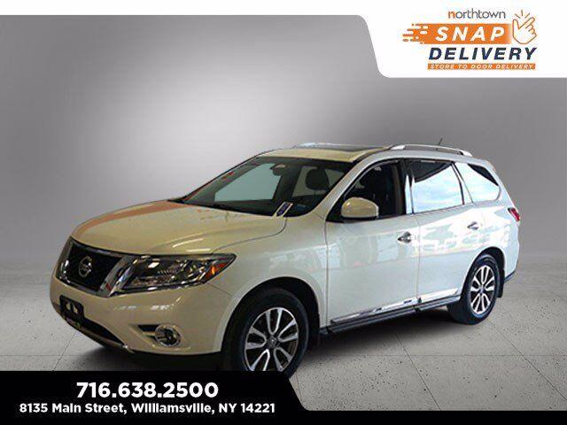 2014 Nissan Pathfinder SL Williamsville NY