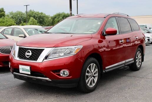 2014 Nissan Pathfinder SL Fort Wayne Auburn and Kendallville IN