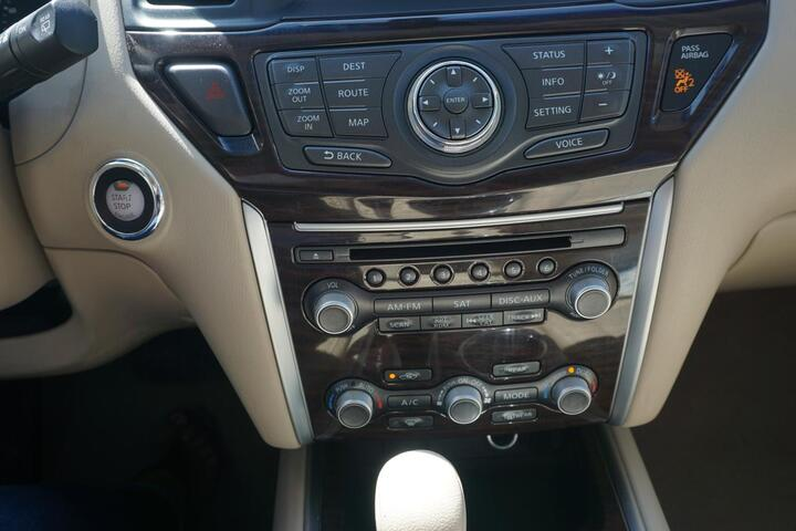 2014 Nissan Pathfinder SL Dallas TX