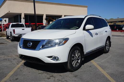 2014 Nissan Pathfinder SL Dallas TX