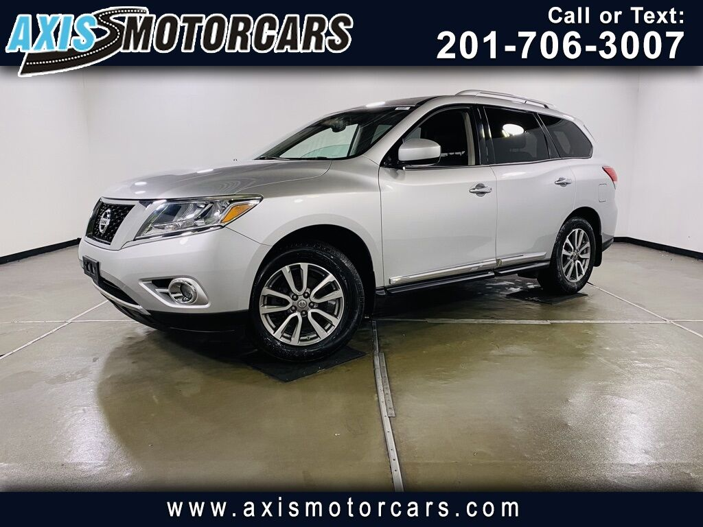 2014 Nissan Pathfinder SL Jersey City NJ