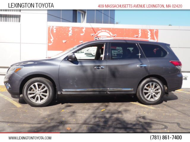 2014 Nissan Pathfinder SL Lexington MA