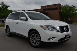Nissan Pathfinder SL/Local Trade/Tow Pkg/Panoramic Sunroof/Back Up Camera/Front&Rear Heated Seats/3rd Row/Power Liftgate/Rear Air/Nice! 2014