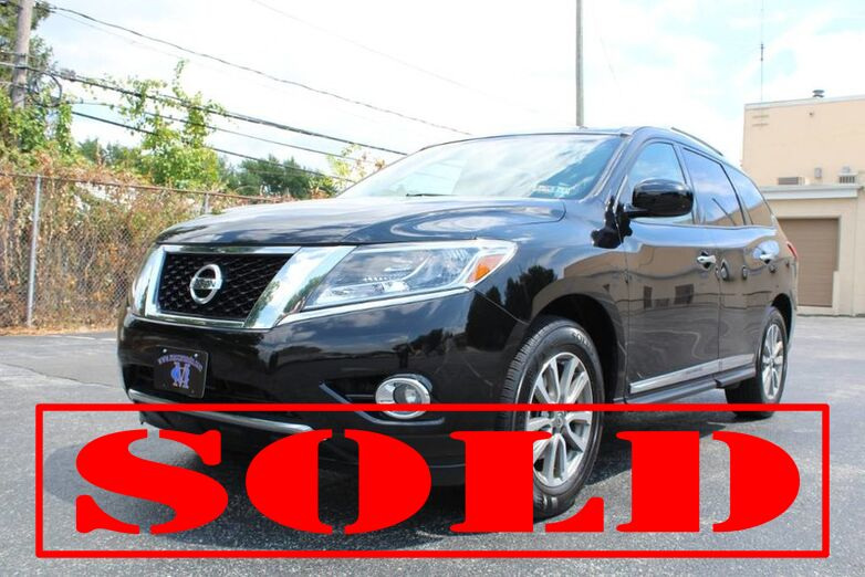 2014 Nissan Pathfinder SL New Castle DE