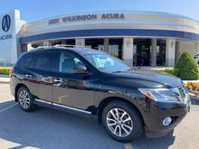 2014_Nissan_Pathfinder_SL_ Salt Lake City UT