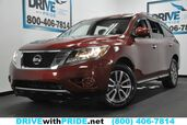 2014 Nissan Pathfinder SV 1 OWN 34K REAR CAM SENSORS KEYLESS GO TRI ZONE AC ALLOYS