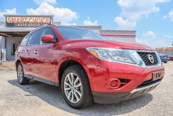 2014_Nissan_Pathfinder_SV 4WD_ Houston TX