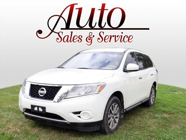 2014 Nissan Pathfinder SV 4WD Indianapolis IN