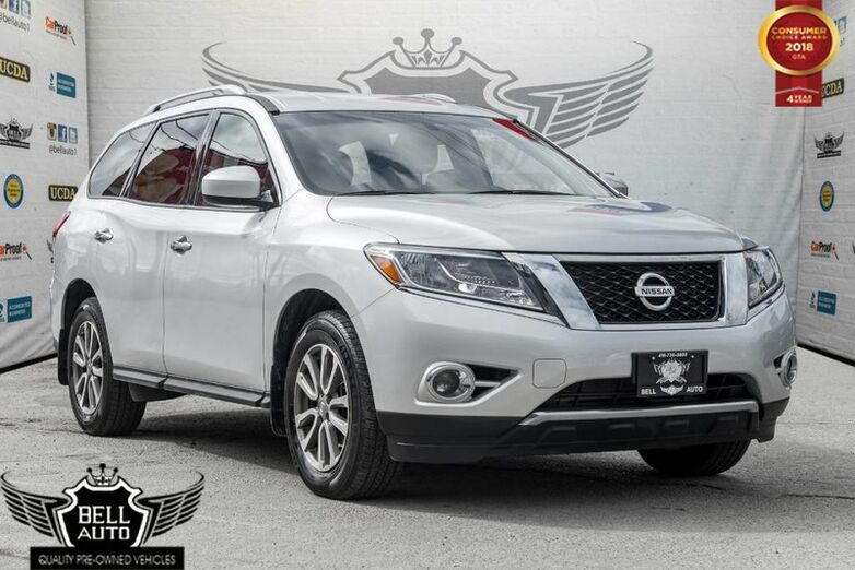 2014 Nissan Pathfinder SV BACK-UP CAM PARKING SENSORS PUSH START, 4WD Toronto ON