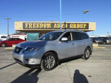 2014_Nissan_Pathfinder_SV_ Dallas TX
