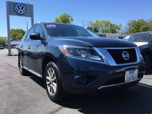 2014_Nissan_Pathfinder_SV_ Ramsey NJ