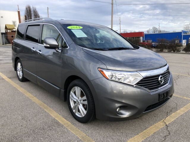 2014 Nissan Quest 3.5 SL Frankfort KY