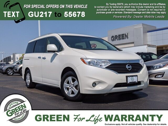 Find 2014 Nissan Quest 3 5 Sv For Sale In Springfield Il
