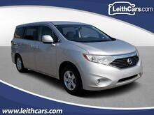 2014_Nissan_Quest_4dr SV_ Cary NC