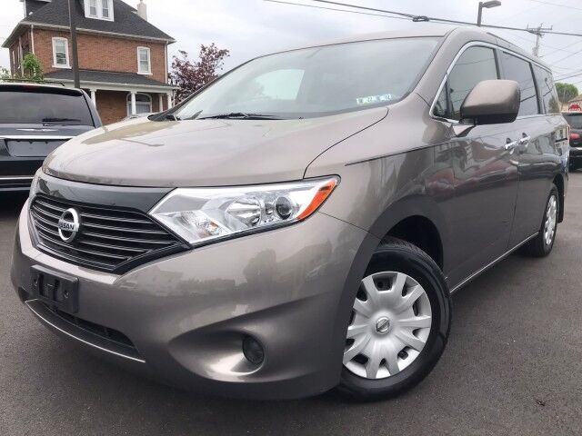 2014 Nissan Quest S Whitehall PA