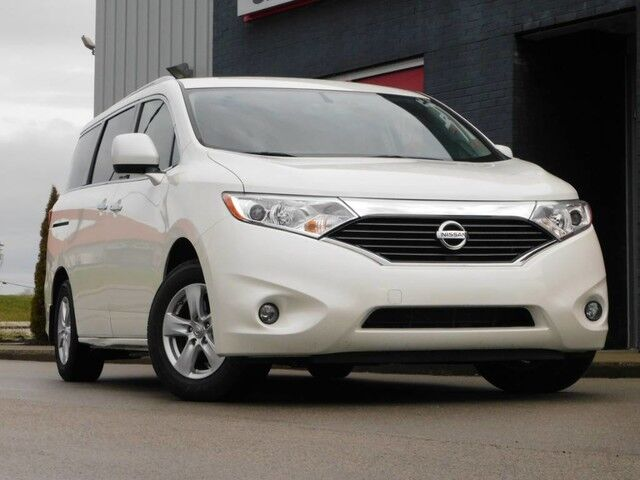 2014 Nissan Quest SV Richmond KY