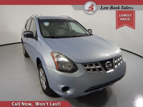 2014_Nissan_ROGUE SELECT_S_ Salt Lake City UT