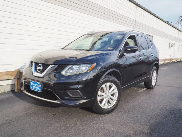2014 Nissan Rogue  Portsmouth NH