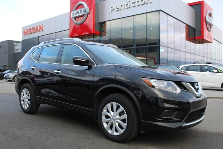 2014 Nissan Rogue AWD 4dr S Penticton BC