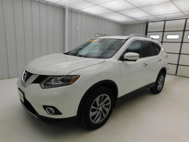 2014 Nissan Rogue AWD 4dr SL Manhattan KS
