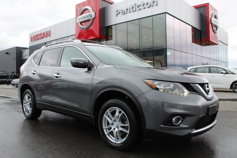 2014 Nissan Rogue AWD 4dr SV Penticton BC