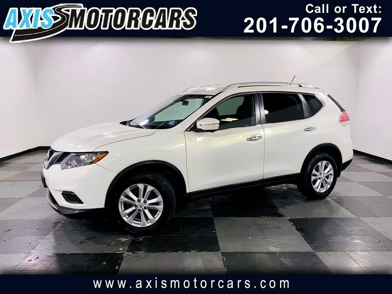 2014 Nissan Rogue AWD 4dr SV w/Backup Camera 360 Navigation Jersey City NJ