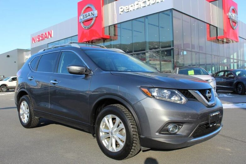 2014 Nissan Rogue FWD 4dr SV Penticton BC