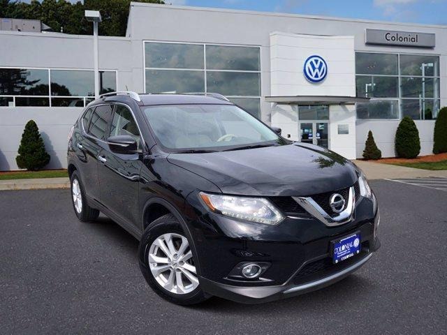 2014 Nissan Rogue FWD 4dr SV Westborough MA