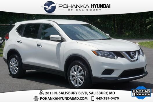 2014_Nissan_Rogue_S **1 OWNER LOCAL TRADE**_ Salisbury MD