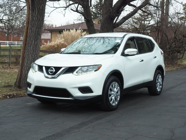 2014 Nissan Rogue S 2WD Indianapolis IN