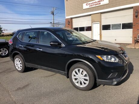2014 Nissan Rogue S East Windsor CT