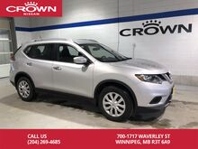2014_Nissan_Rogue_S FWD *Backup Cam/Command Starter*_ Winnipeg MB