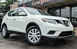 2014_Nissan_Rogue_S_ Georgetown KY