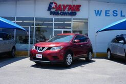 2014_Nissan_Rogue_S_ Mission TX