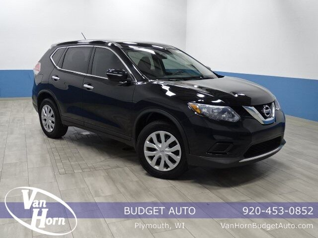 2014 Nissan Rogue S Plymouth WI