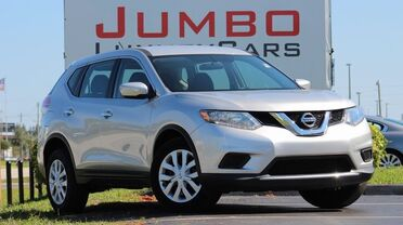 2014_Nissan_Rogue_S_ Hollywood FL