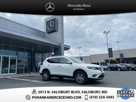2014_Nissan_Rogue_SL ** ALL WHEEL DRIVE **_ Salisbury MD