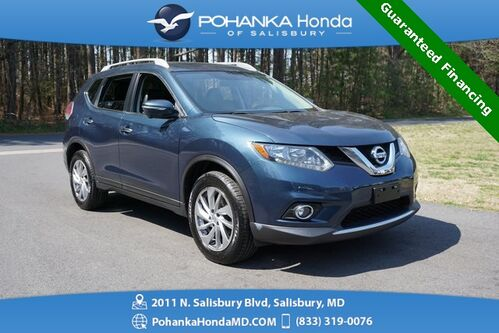2014_Nissan_Rogue_SL ** AWD ** GUARANTEED FINANCING **_ Salisbury MD