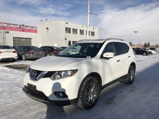 2014 Nissan Rogue SL | AWD | LEATHER | *ONE OWNER* * Calgary AB
