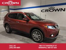 2014_Nissan_Rogue_SL AWD **LEATHER/360 CAMERAS/NAVIGATION**_ Winnipeg MB