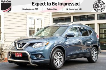 2014_Nissan_Rogue_SL AWD Premium_ Boxborough MA