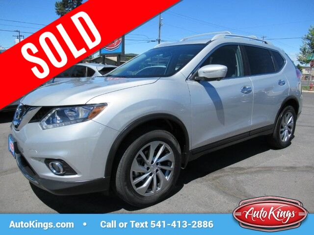 2014 Nissan Rogue SL Bend OR
